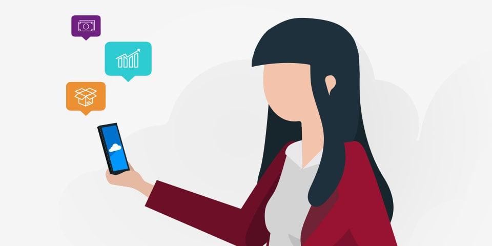 Cuenta con una aplicación móvil para tu tienda en línea