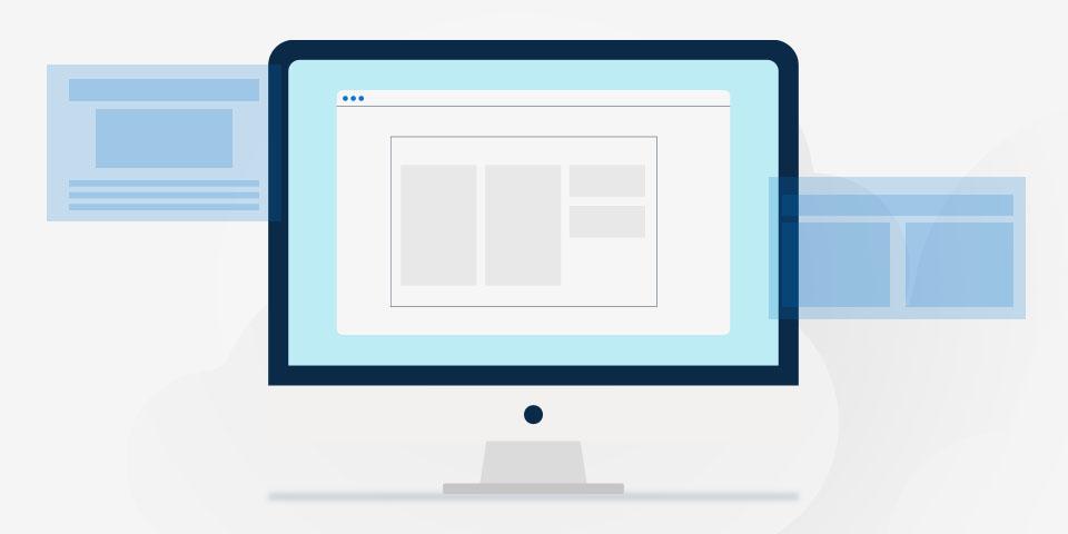 Diseña tu sitio web para tu comercio electrónico
