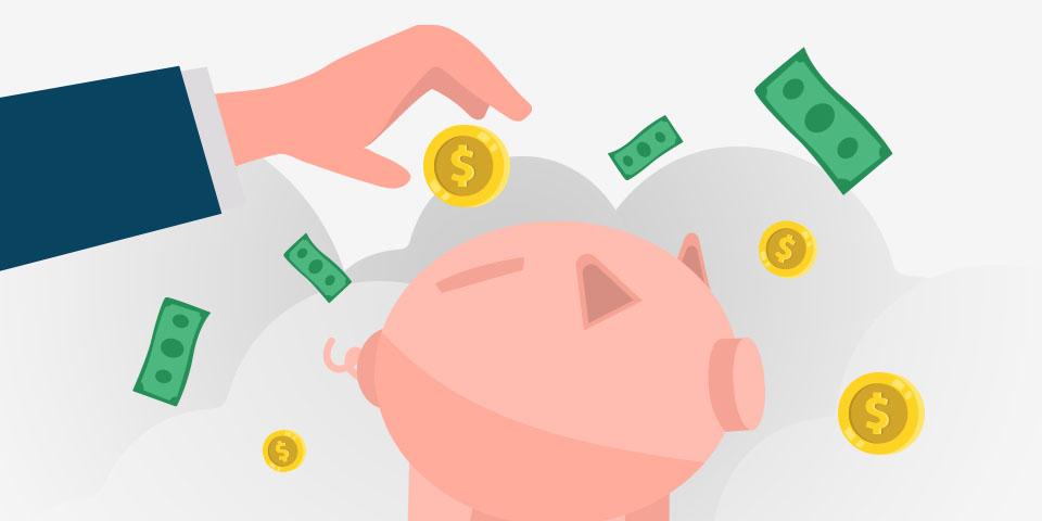 Crea un fondo de ahorro para imprevistos