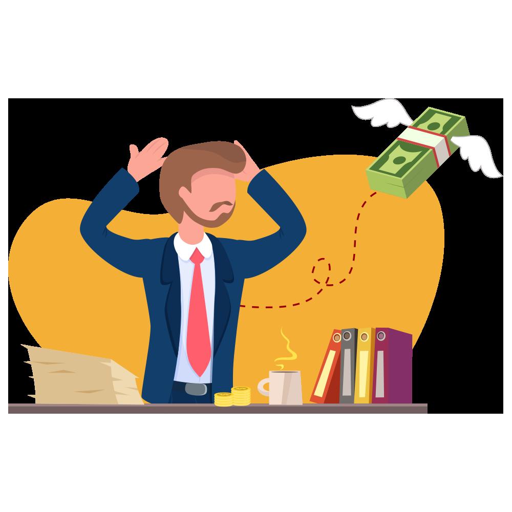 Contador percibe baja rentabilidad en su despacho