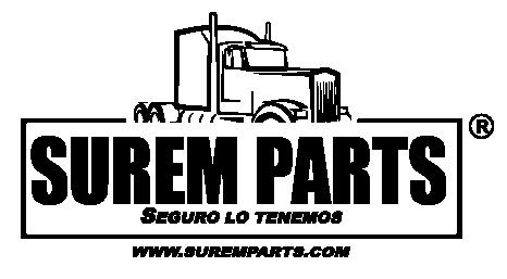 Logotipo de Surem Parts