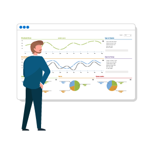 Gestiona tu negocio con mejores indicadores