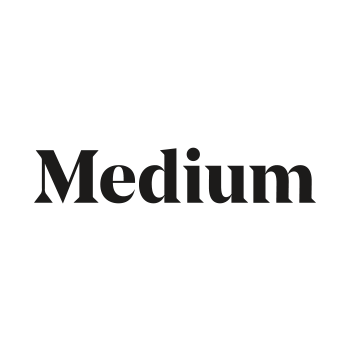 Logotipo Medium