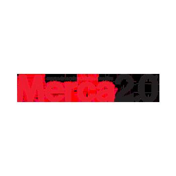 Logotipo Merca 2.0