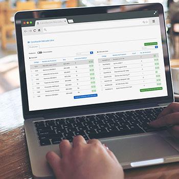 Integración de Bind ERP con Mercado Libre