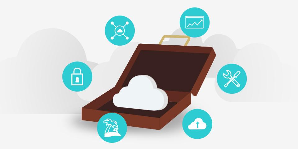 Software en la nube para los negocios